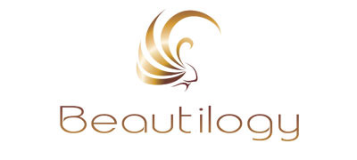 Elegant logo for beauty products
